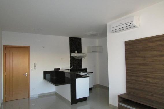 Apartamento Em Centro, Piracicaba/sp De 57m² 1 Quartos À Venda Por R$ 270.000,00 - Ap420334