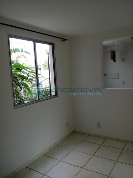 Apartamento Para Venda Vila Monte Alegre, Apartamento Para Venda Em Paulínia - Ap02296 - 34263955