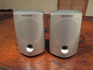 Parlantes Sony Srsp7