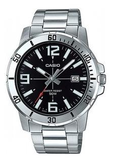 Reloj Hombre Casio Mtp-vd01d-1b Nuevo. Envío Gratis