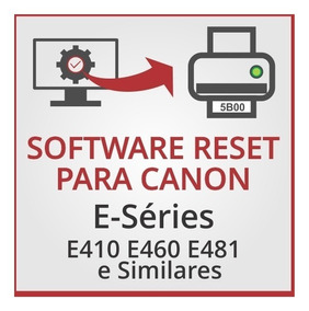 Software De Ajustes E Reset Para Canon E480 E481 E Similares