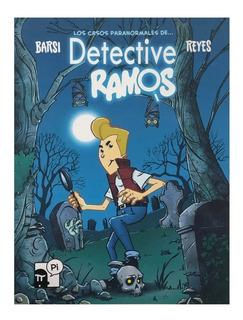 Detective Ramos - Pi Ed. - Fantasmas - Paranormal