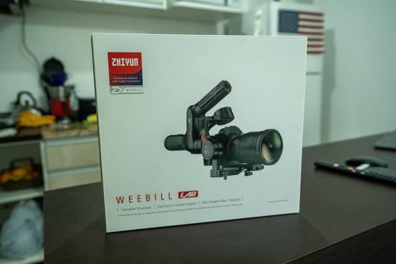 Estabilizador Câmera Zhiyun Weebill Lab Gimbal