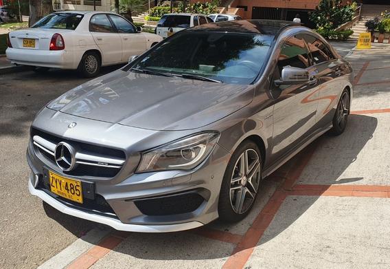 Mercedes-benz Clase Cla Cla 45 Amg 2015 2015