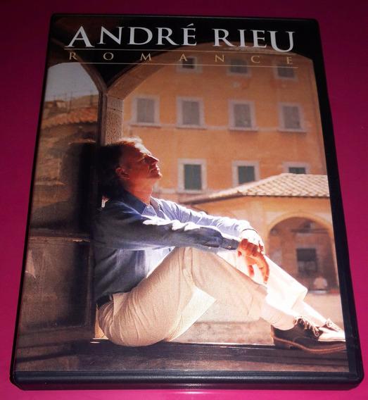 Dvd André Rieu Romance Original Frete Fixo 6.00