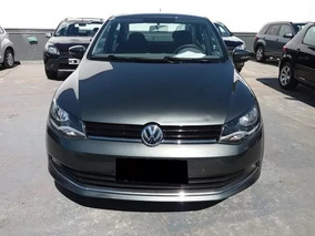 Volkswagen Voyage 1.6 Highline 101cv 37000 Km Nuevo Gris Osc