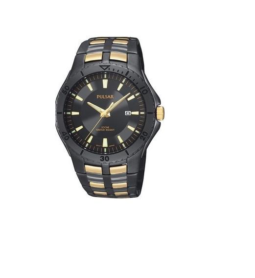 Reloj Pulsar De Seiko Para Caballero Pxdb27