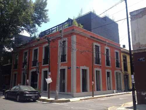 Oficina En Noox Nogal 94 Santa María La Ribera En Renta