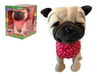 Perro Interactivo Puppy Dog Sonido Y Movimiento Ditoys 2052