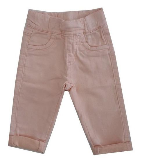 Calça Jeans Feminina Infantil Para Bebê Criança- 013355