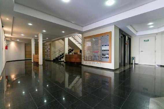 Sala Para Alugar, 34 M² Por R$ 800,00 - Água Verde - Curitiba/pr - Sa0384