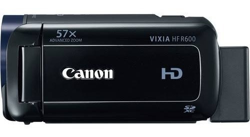 Cannon Vixia Hf R600 - Câmera Digital Full Hd