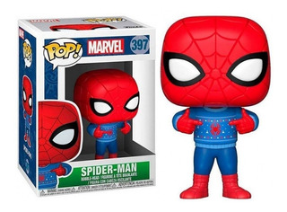 Funko Pop Spiderman Avengers 397 Pata`s Games & Toys