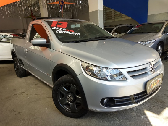 Vw/ Saveiro Trooper Trend 1.6 2013 Completa - H2 Multimarcas