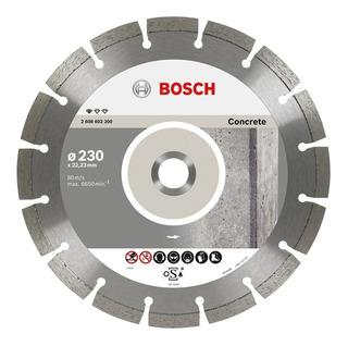 Disco Diamantado 9 Pol Segmentado Concrete - Bosch