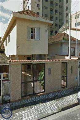 Sobrado Com 3 Dorms, Embaré, Santos - R$ 1.27 Mi, Cod: 3920 - V3920
