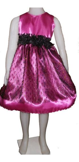 Vestido Evento Niña De 3 A 5 Años