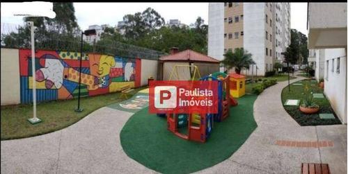 Apartamento À Venda, 50 M² Por R$ 290.000,00 - Jardim Sabará - São Paulo/sp - Ap31929