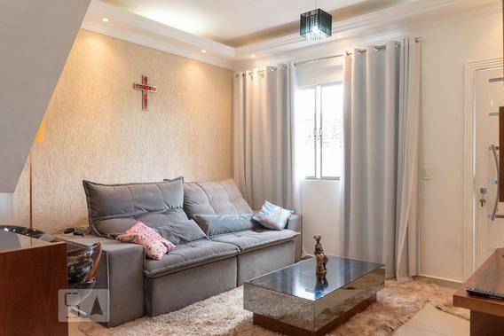 Casa Para Aluguel - Santa Branca, 2 Quartos, 90 - 893031293