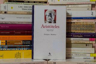Protréptico Y Metafísica, Aristóteles