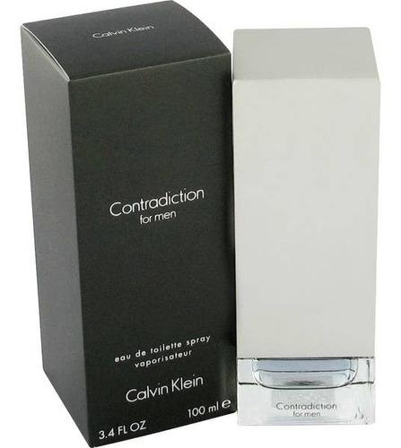 Perfume Contradiction Ck Para Hombres