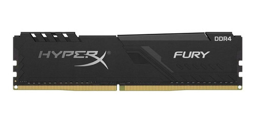Memória RAM Fury color Black  16GB 1x16GB HyperX HX424C15FB3/16