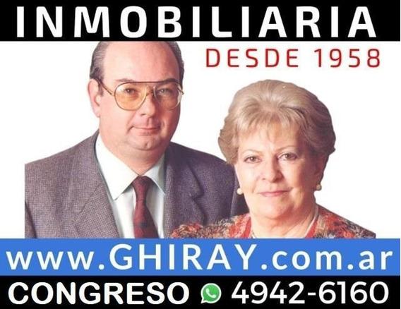 Local. Congreso, Pasco Esq Venezuela, 27 M² Apto Todo Rubro