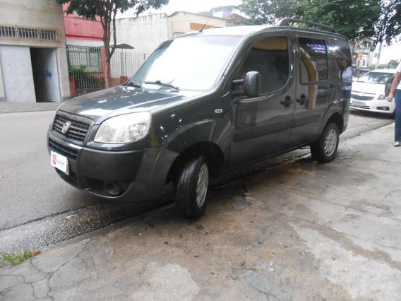 Fiat Doblo 1.8 Mpi Hlx 8v 2011