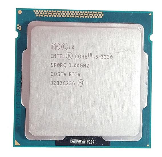 Processador I5 3330 3.0 + Pasta