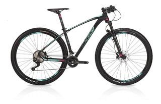 Bicicleta Oggi Big Wheel 7.3 - 2020 Shimano Deore M6000 20v.
