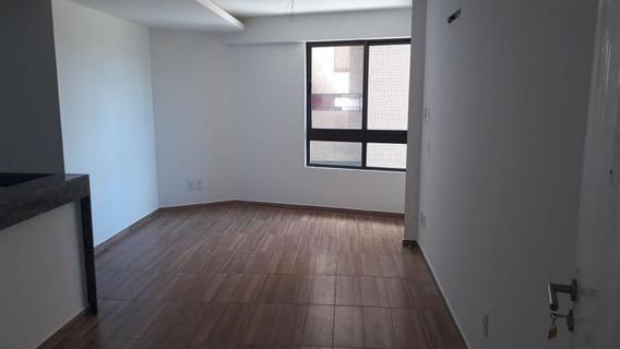 Apartamento Em Torre, Recife/pe De 40m² 1 Quartos À Venda Por R$ 270.000,00 - Ap363079