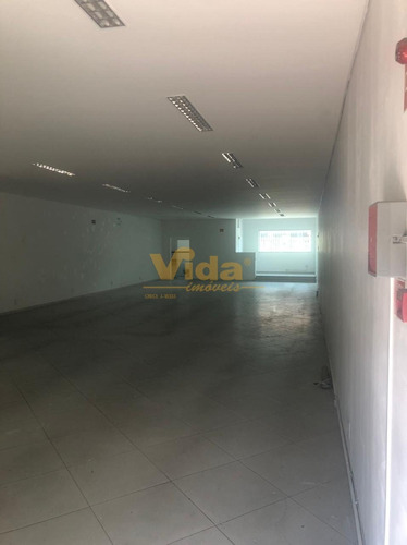 Imagem 1 de 12 de Salão Comercial Para Locação Em Pestana  -  Osasco - 31227