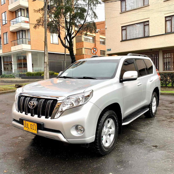 Toyota Lc Prado Tx 2015 Blindada Diesel