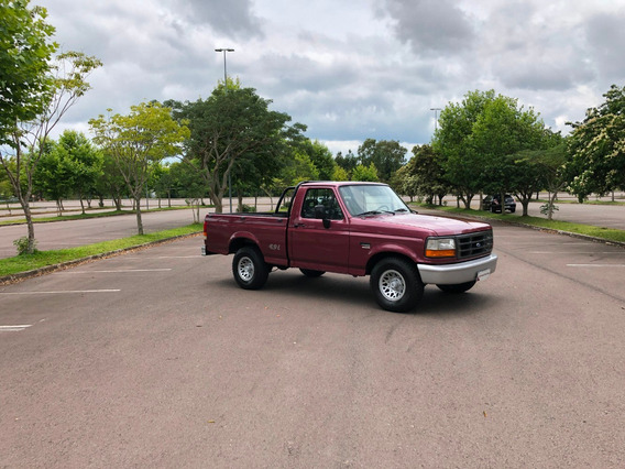 Ford F1000 Xl Cabine Simples 4.9i - 1998
