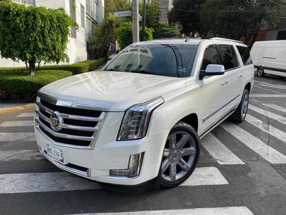 Cadillac Escalade Esv 2015 6.2 Platinum At
