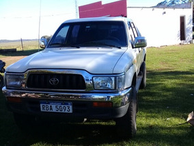 Toyota Hilux 3.0 D/cab 4x2 D Srv 2002
