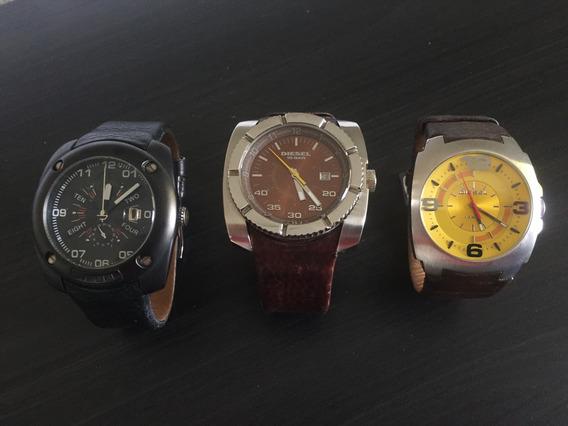Relógio Diesel Original.