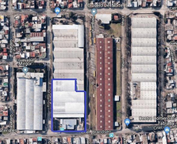 Nave Industrial - Tablada