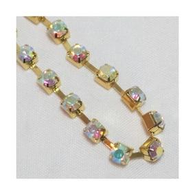 Cadena De Cristal 50 M. Ss14 Asfour. Vestido Novia 15 Años