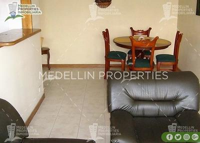 Apartamentos Amoblados Baratos En Medellín Cód: 4122