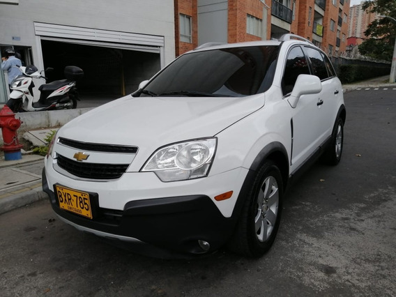 Chevrolet Captiva Sport 2400 2011