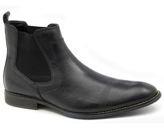 Zapato Prius Oxford Bota - Cuero Genuino - Ferricelli.