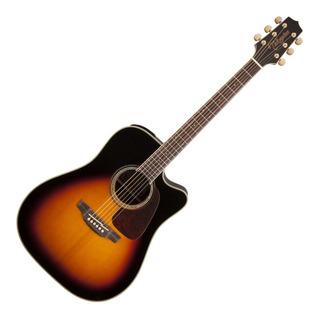 Guitarra Electroacustica Folk Takamine Gd71ce Bsb