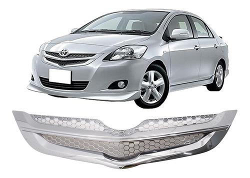 Mascara Cromada Toyota Yaris Sedan 2006-2013