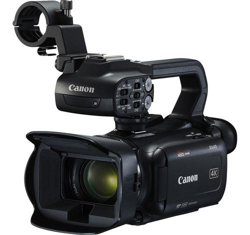 Filmadora Canon Xa40 Uhd 4k Profissional Zoom Óptico 20x Hd