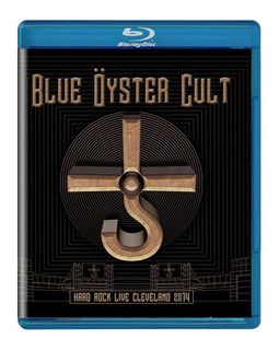 Blue Oyster Cult Hard Rock Live Cleveland Blu-ray Import