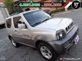 Suzuki Jimny 1.3 4all 4x4 16v 2012 - F7 Veículos