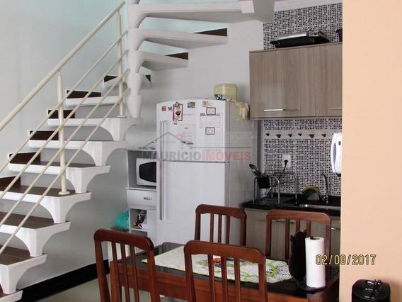Casa Para Venda Em Mogi Das Cruzes, Vila Suissa, 2 Dormitórios, 2 Banheiros, 2 Vagas - 1104