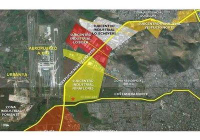 Terreno Industrial / Canal La Punta # 8709 / Miraflores, Renca