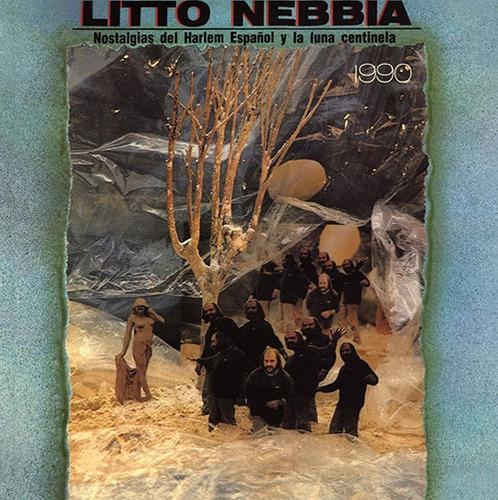 Litto Nebbia - Nostalgias Del Harlem Español... - Lp Vinilo